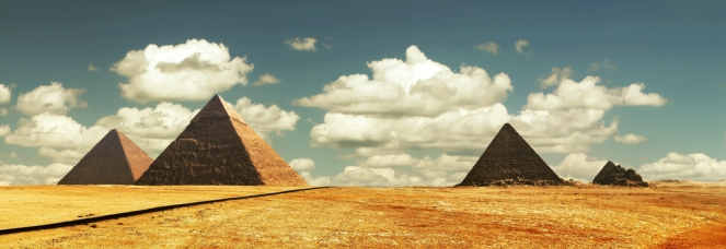 Time to Think Pyramids
